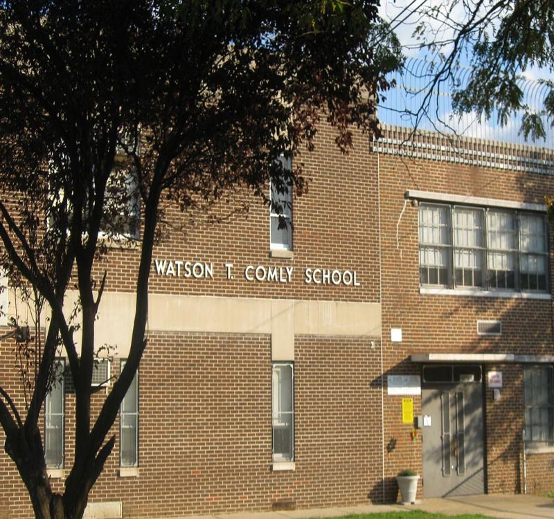 Princeton Engineering Services Project Profile - Watson T. Comly Elementary School
