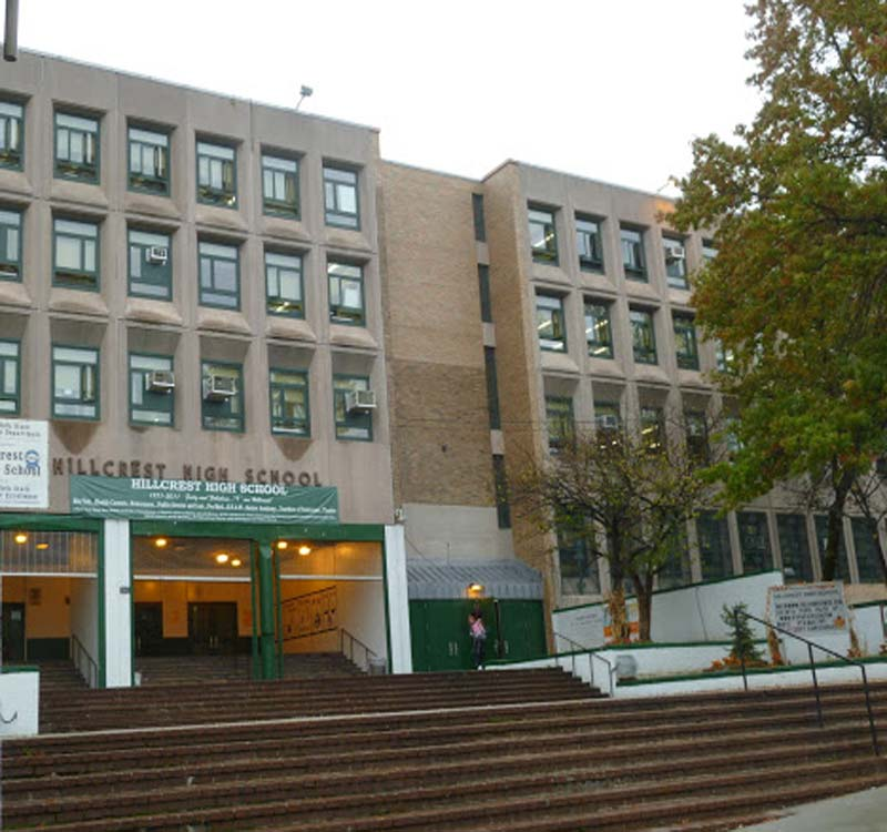 Princeton Engineering Services Project Profile - Q505 Hillcrest High School, Queens, New York