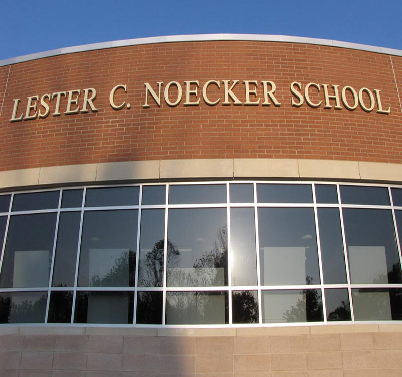 Princeton Engineering Services Project Profile - Lester C. Noecker School